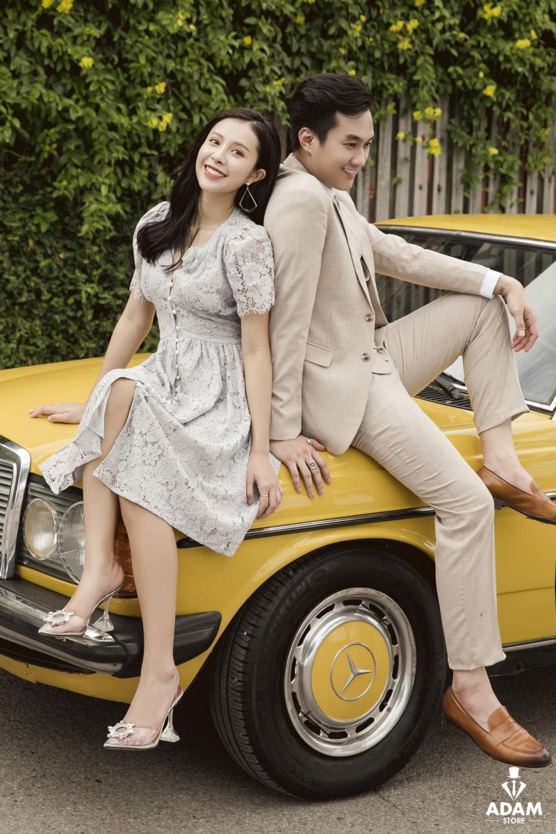 Adam Store Nha Trang - Cam Ranh còn có các sản phẩm vest cưới.