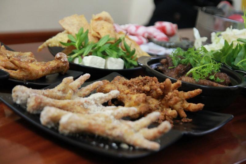 Adet Restaurant thưởng thức những món ngon ngày đông