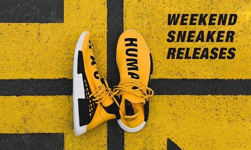 Phong cách năng động cá tính của Adidas NMD Human Race khiến cho nhiều bạn trẻ thích thú.