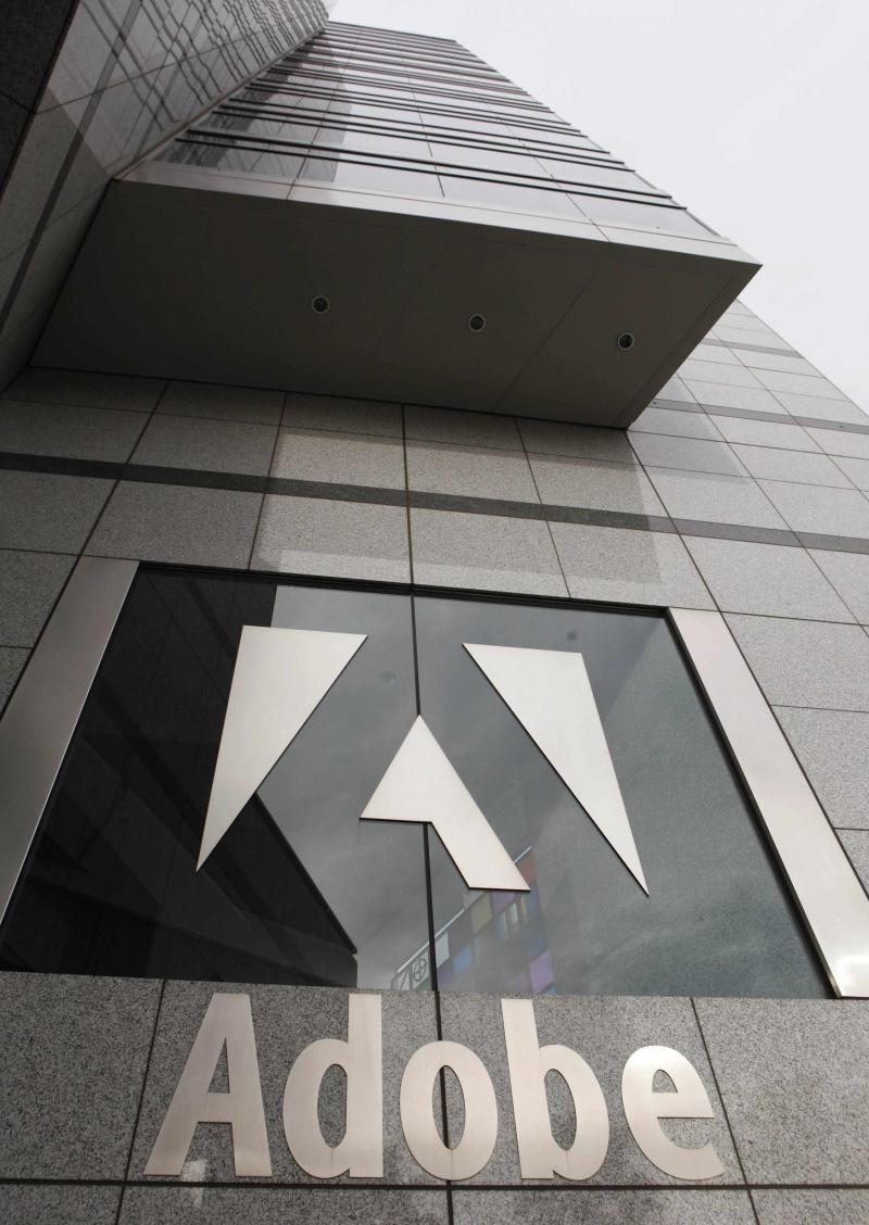 Adobe là công ty có tính sáng tạo bậc nhất