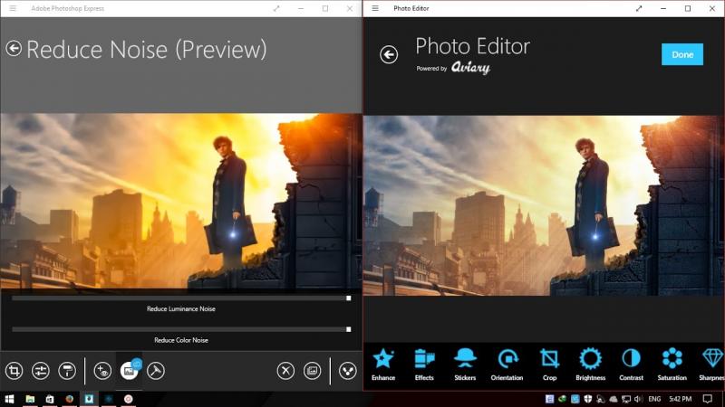 Ứng dụng chỉnh sửa ảnh Adobe Photoshop Express