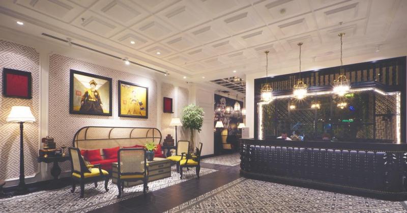 Adora Art Hotel mang vẻ đẹp của nghệ thuật Đông Dương