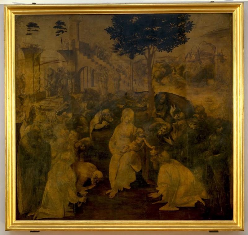 adoration of the magi (1481)