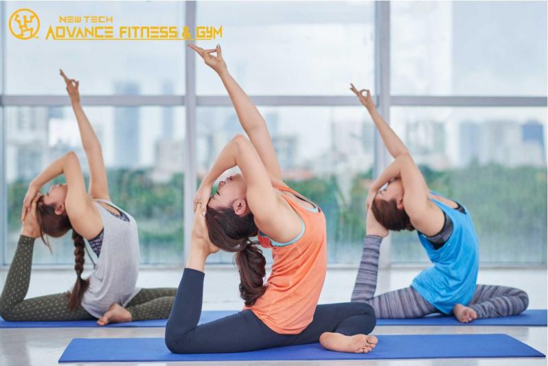 Advance Fitness & Gym