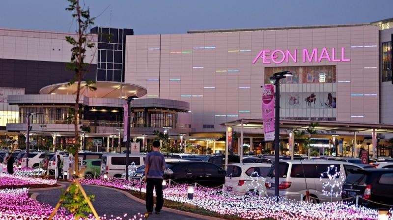 Chuỗi siêu thị AEON Mall thuộc Tập đoàn AEON