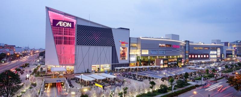 AEON Mall - Bình Tân