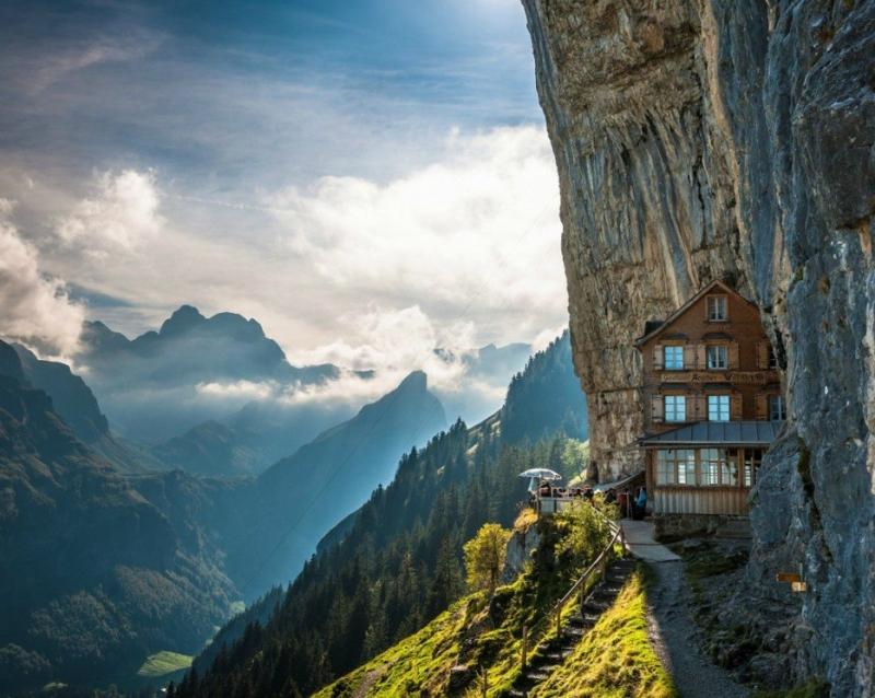 Aescher ở Thụy Sĩ