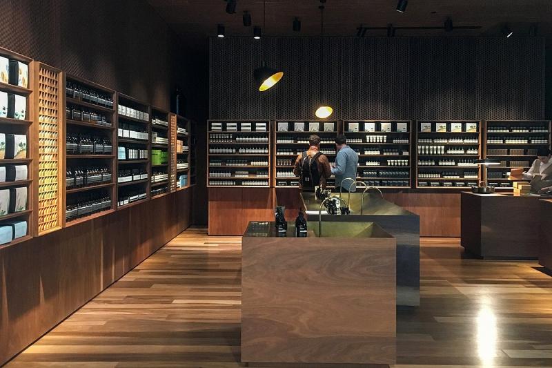 Một cửa hàng của Aesop