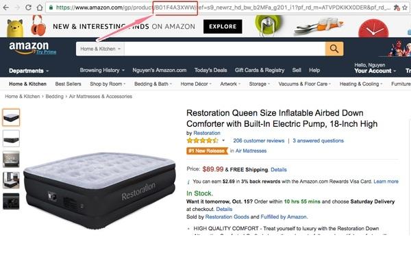 Đây là một  trang bán hàng online lớn nhât thế giới và có thể nói hầu như mọi thứ đều có mặt trên Amazon