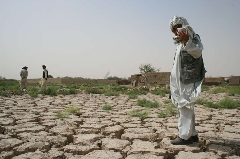 Afghanistan chịu hậu quả nặng nề của biến đổi khí hậu
