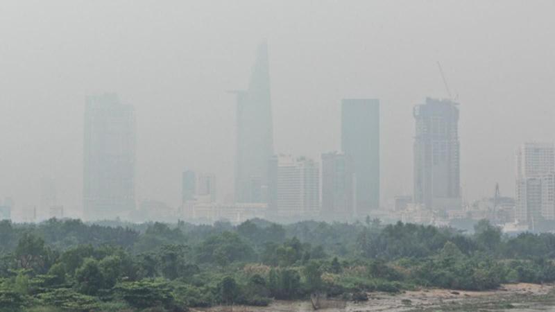 Hơn 8.000 bệnh nhân liên quan đến ô nhiễm không khí, chủ yếu là những người bị mắc các bệnh về đường hô hấp