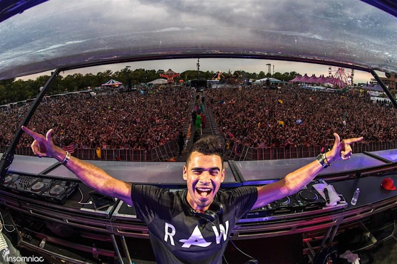 Afrojack - No.8 Top 100 DJs - DJ Mag