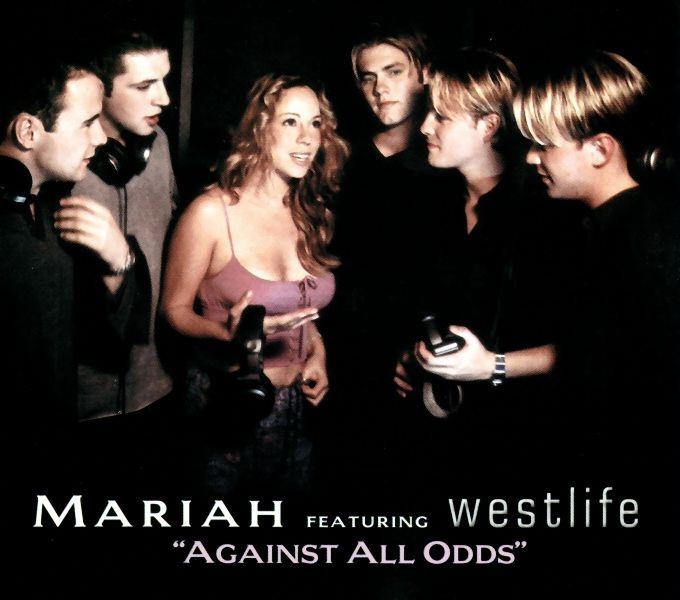 Westlife và nữ Diva người Mỹ - Mariah Carey