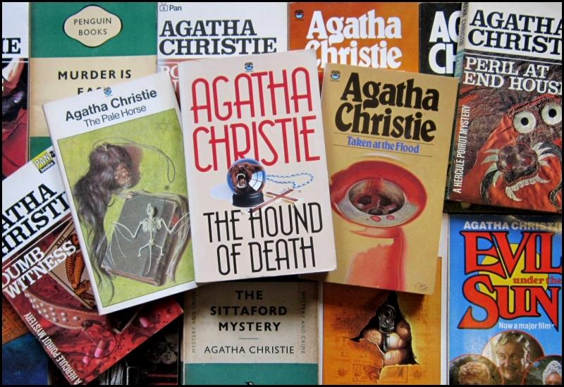 Bộ sưu tập những tác phẩm của Agatha Christie