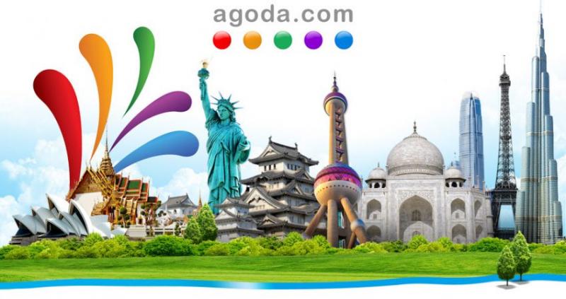 Ứng dụng đặt vé máy bay Agoda