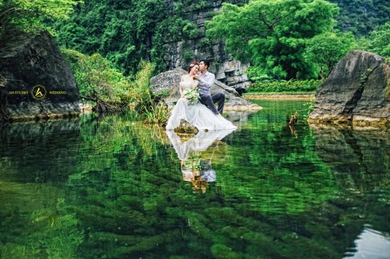 Ah Studio - địa chỉ chụp ảnh cưới hàng đầu Thái Bình