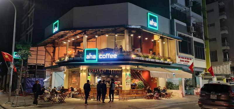AHA Cafe Đông Anh