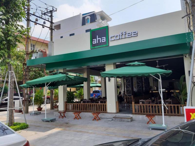Aha Cafe - Nguyễn Chí Thanh