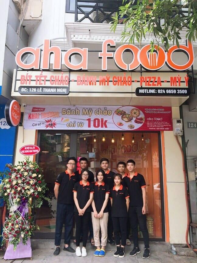 Aha Food - Lê Thanh Nghị