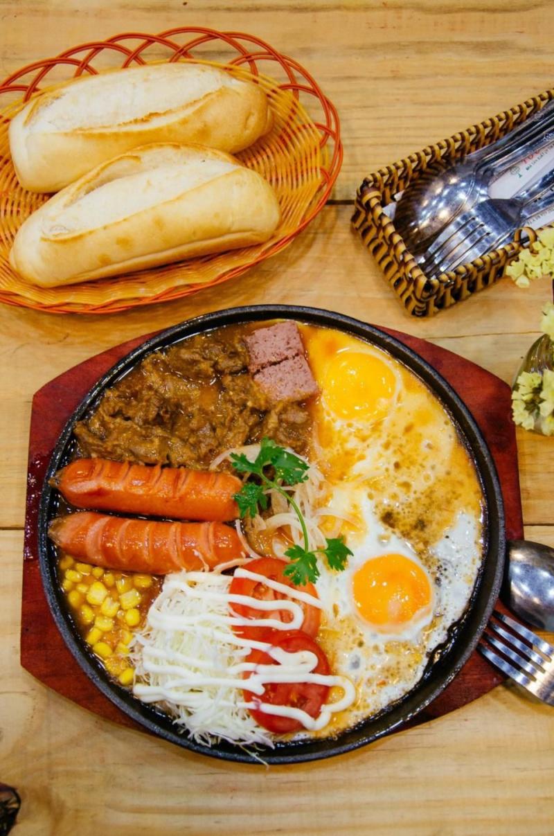 Aha Food - Đồ Âu Văn Phòng - Tôn Thất Tùng