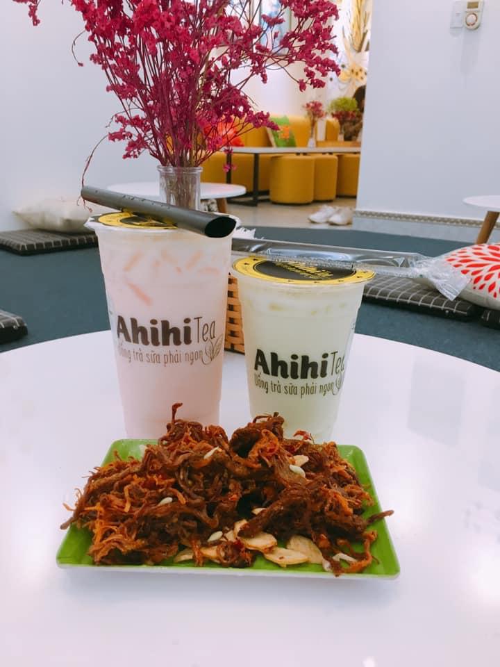 Trà sữa Ahihi Tea