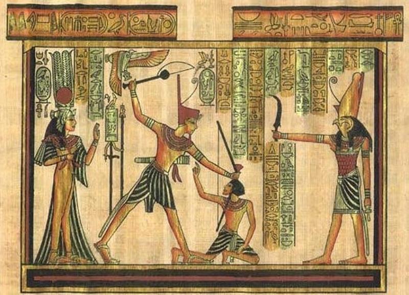 Xã hội Ai Cập cổ đại