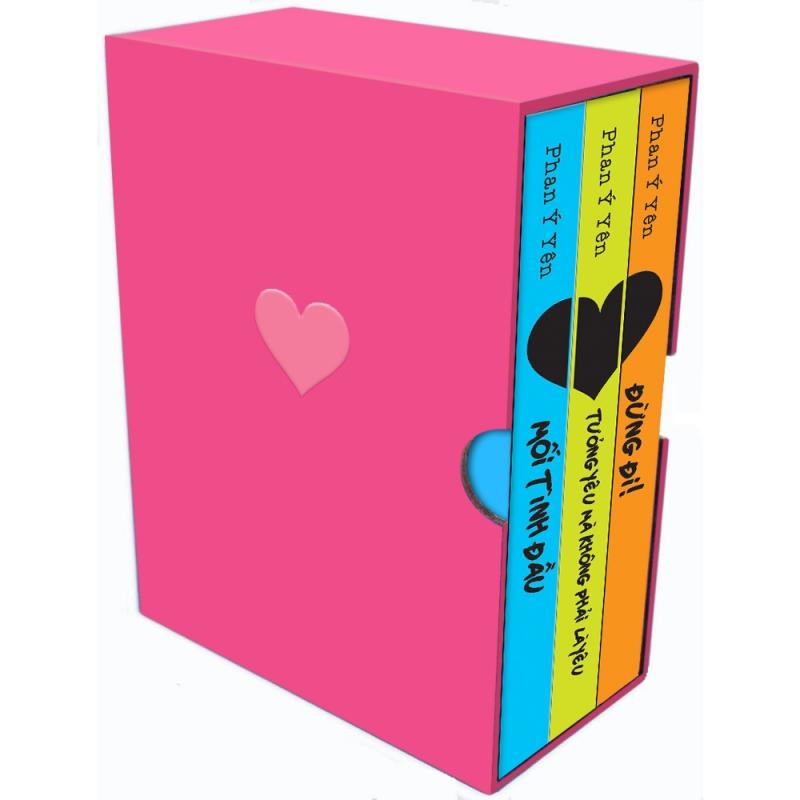 bộ ba cuốn sách với những tâm tình của nhà văn với những người phụ nữ của mình