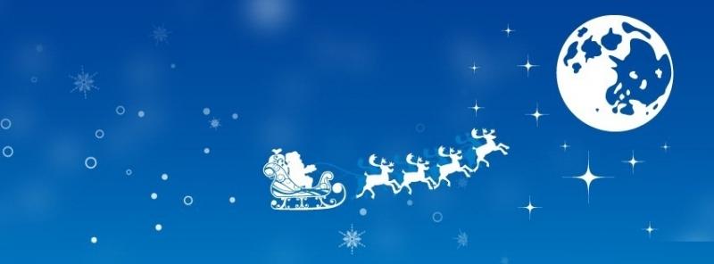 Ai đã tạo ra cỗ xe của ông già Santa?