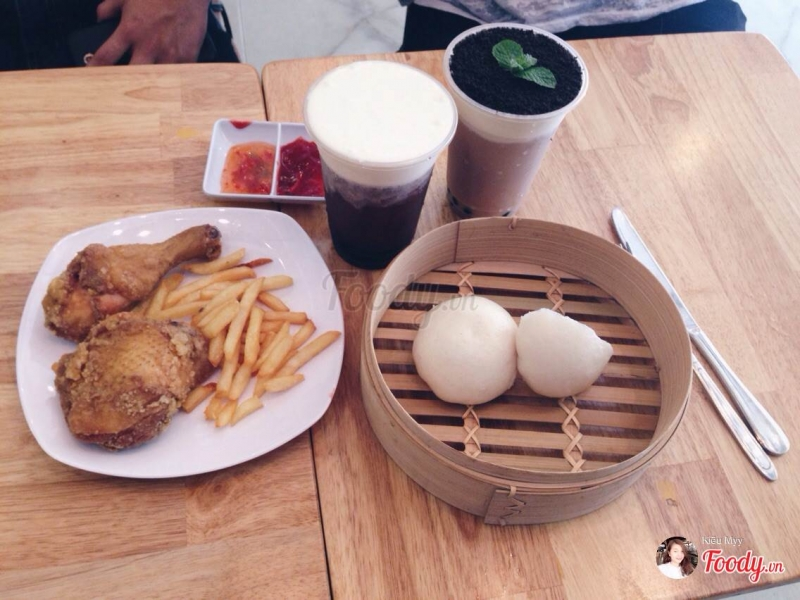 Aicha Food & Drink - Nguyễn Trãi