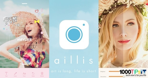 Aillis (Line Camera)