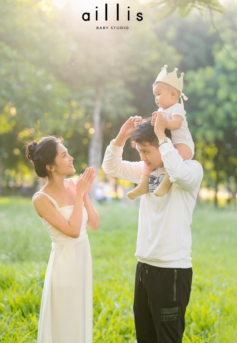 Aillis Baby Studio - Chụp ảnh cho bé và gia đình