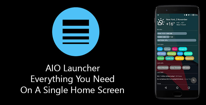 AIO Launcher