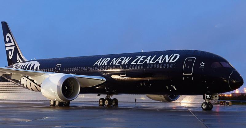 Air New Zealand, New Zealand
