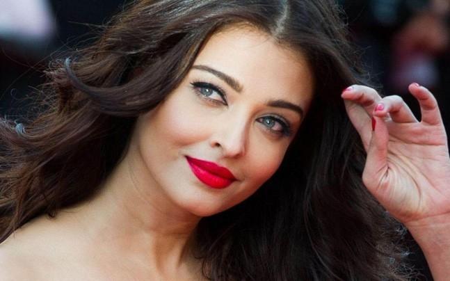 Aishwarya Rai có đôi mắt quyến rũ