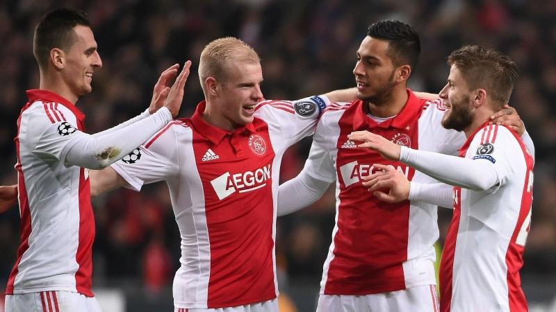 Ajax Amsterdam có lò đào tạo trẻ nổi tiếng thế giới