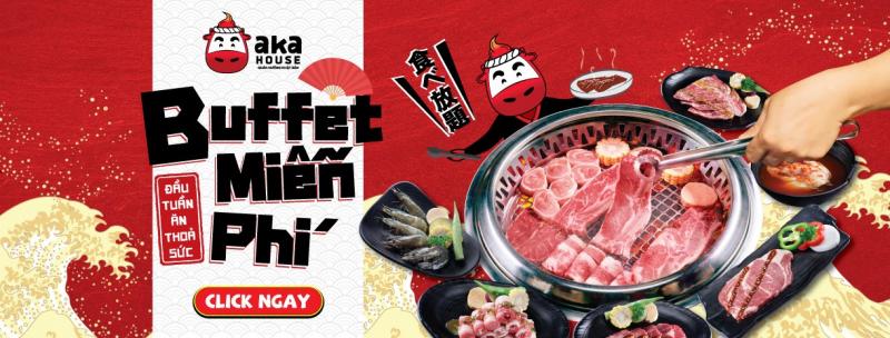 Aka House - Quán Nướng Nhật Bản