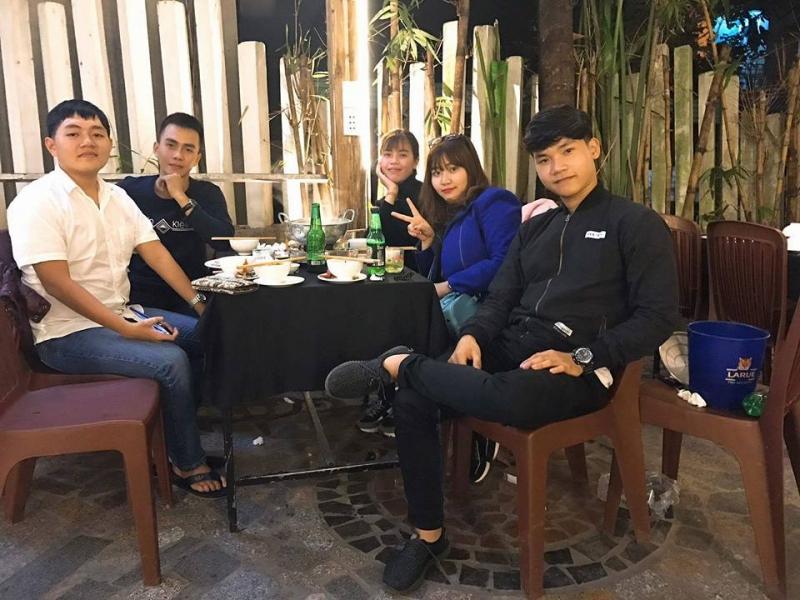 Akay Restaurant.