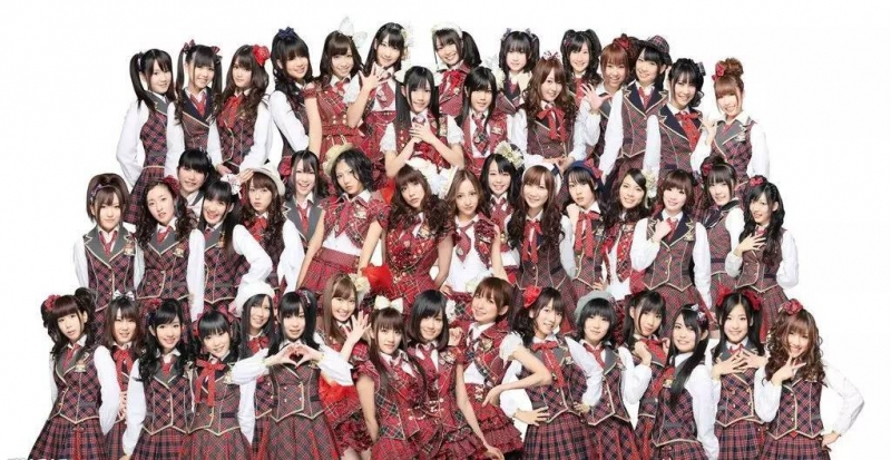 Độ tuổi của các cô gái từ 13-27, hoạt động theo 5 team. Team A, team K, team B, team 4 và team 8.