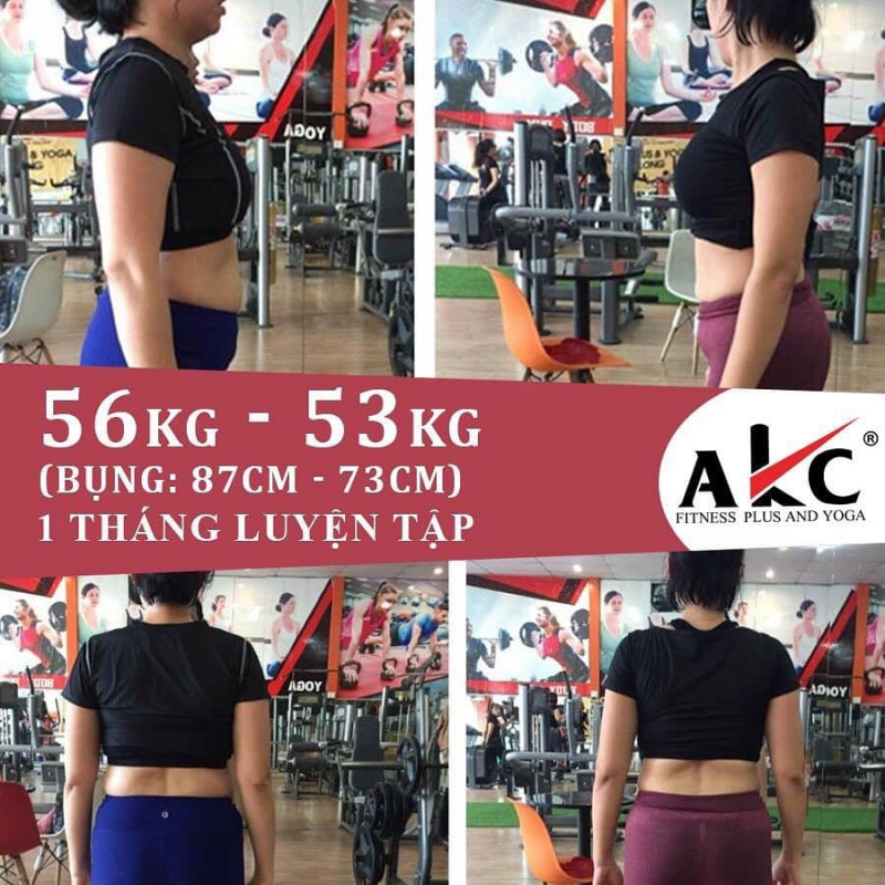 AKC Fitness Bắc Giang