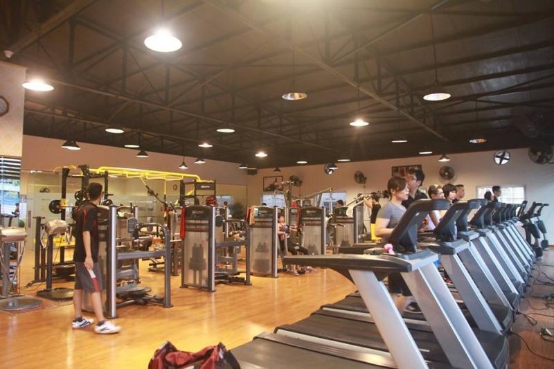 AKC Fitness Plus & Yoga Ha Long