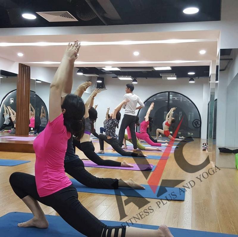 AKC Fitness PLus and Yoga Bãi Cháy