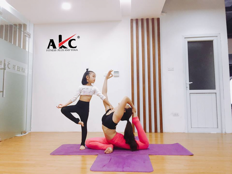 AKC Fitness Plus and Yoga Cẩm Phả