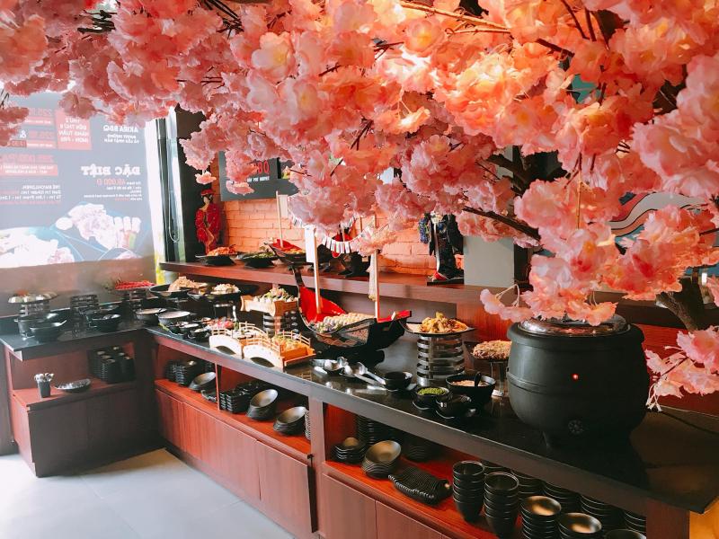 AKIRA BBQ - Nhà hàng buffet nướng và lẩu thượng hạng theo phong cách Yakiniku của Nhật Bản