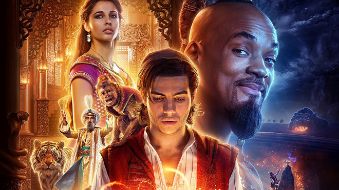 Aladdin - Doanh thu 876,8 triệu USD
