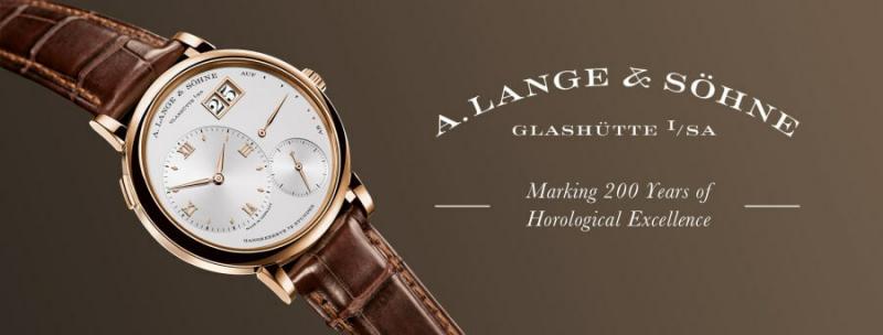 Thương hiệu A.Lange & Söhne