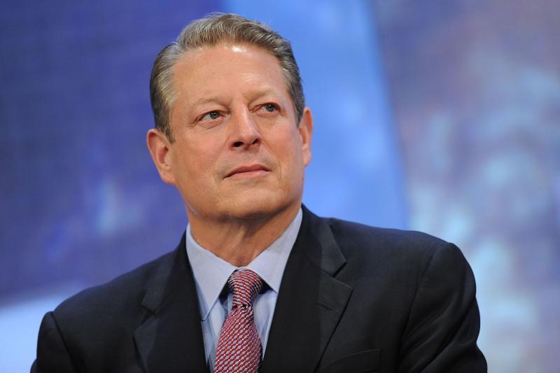 Al Gore là Phó Tổng thống thứ 45 của Mỹ dưới thời Bill Clinton