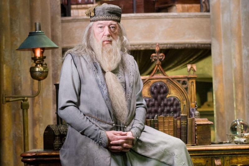 Vị hiệu trưởng đáng kính Albus Dumbledore