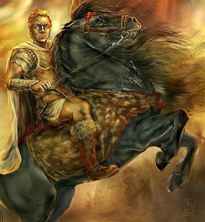 Alexander đại đế.