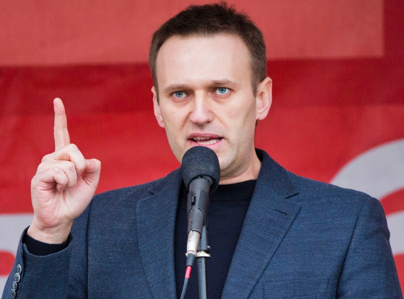 Alexei Navalny là một luật sư và nhà hoạt động chính trị nổi tiếng tại Nga
