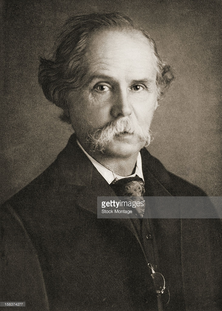 Alfred Marshall (1842 - 1924)